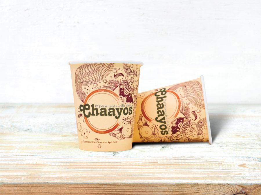 Chaayos Hot Beverage Cup