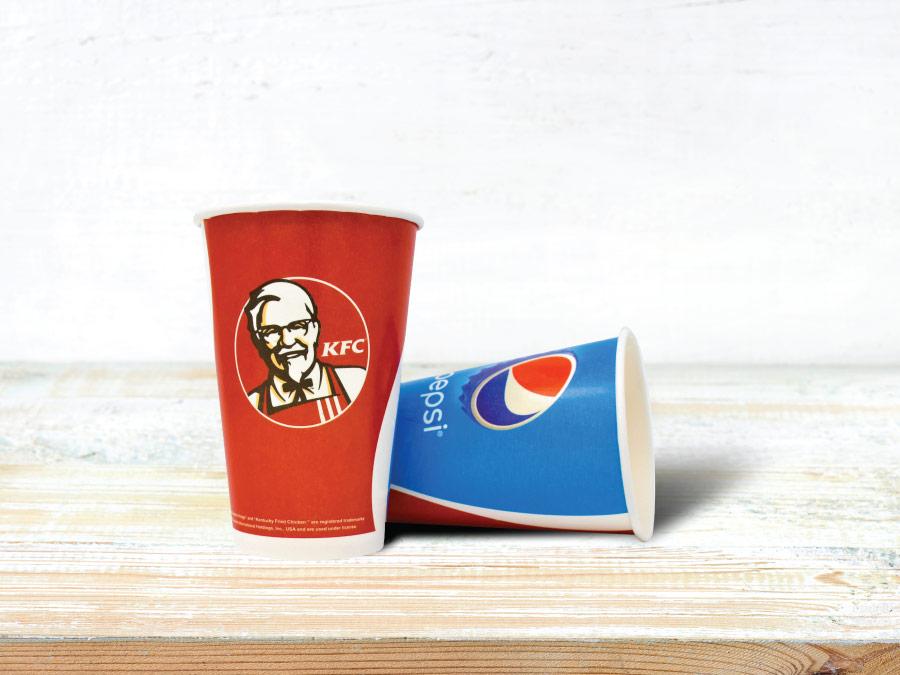 KFC Cold Beverage Glass