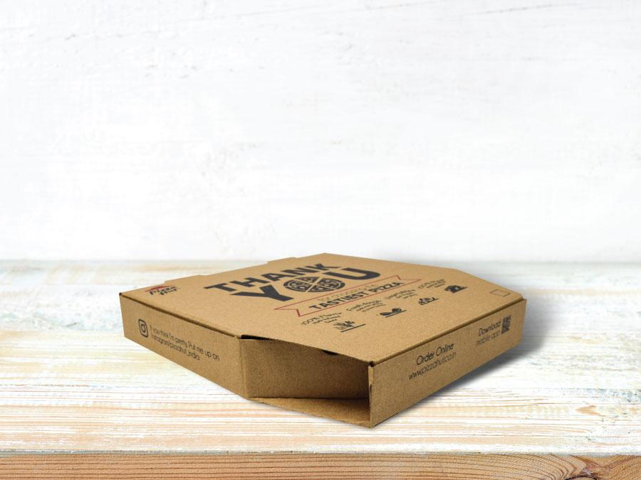 Pizza Hut Medium Pizza Box