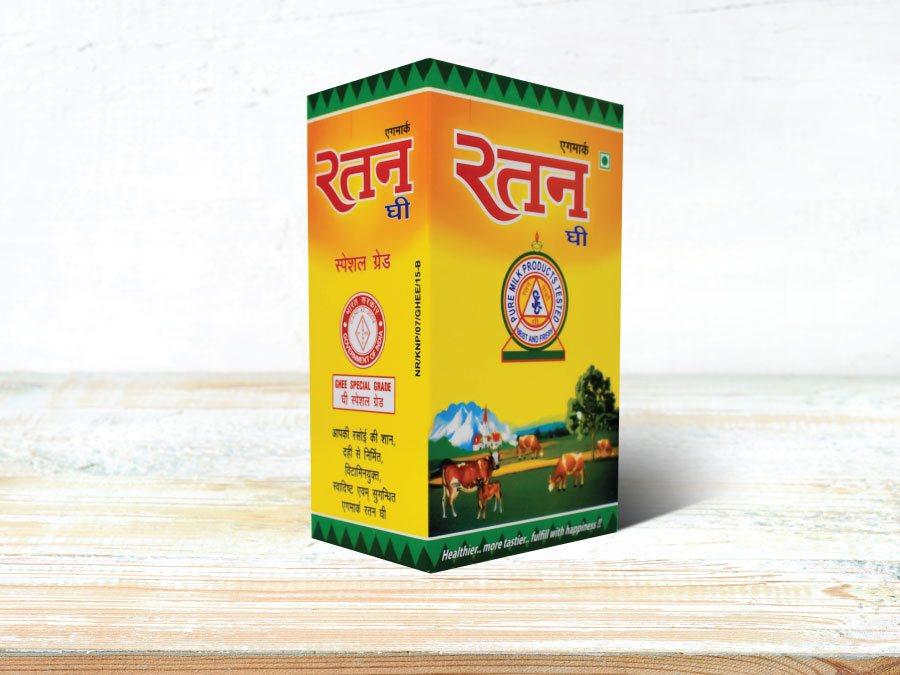 Ratan Ghee Linear Carton